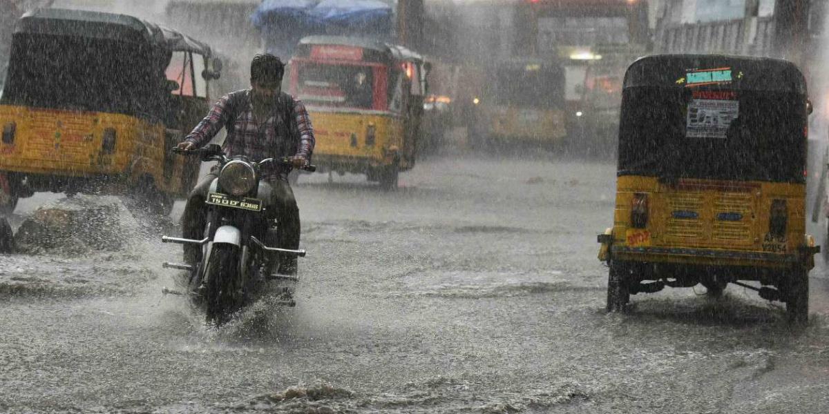 Machilipatnam rains