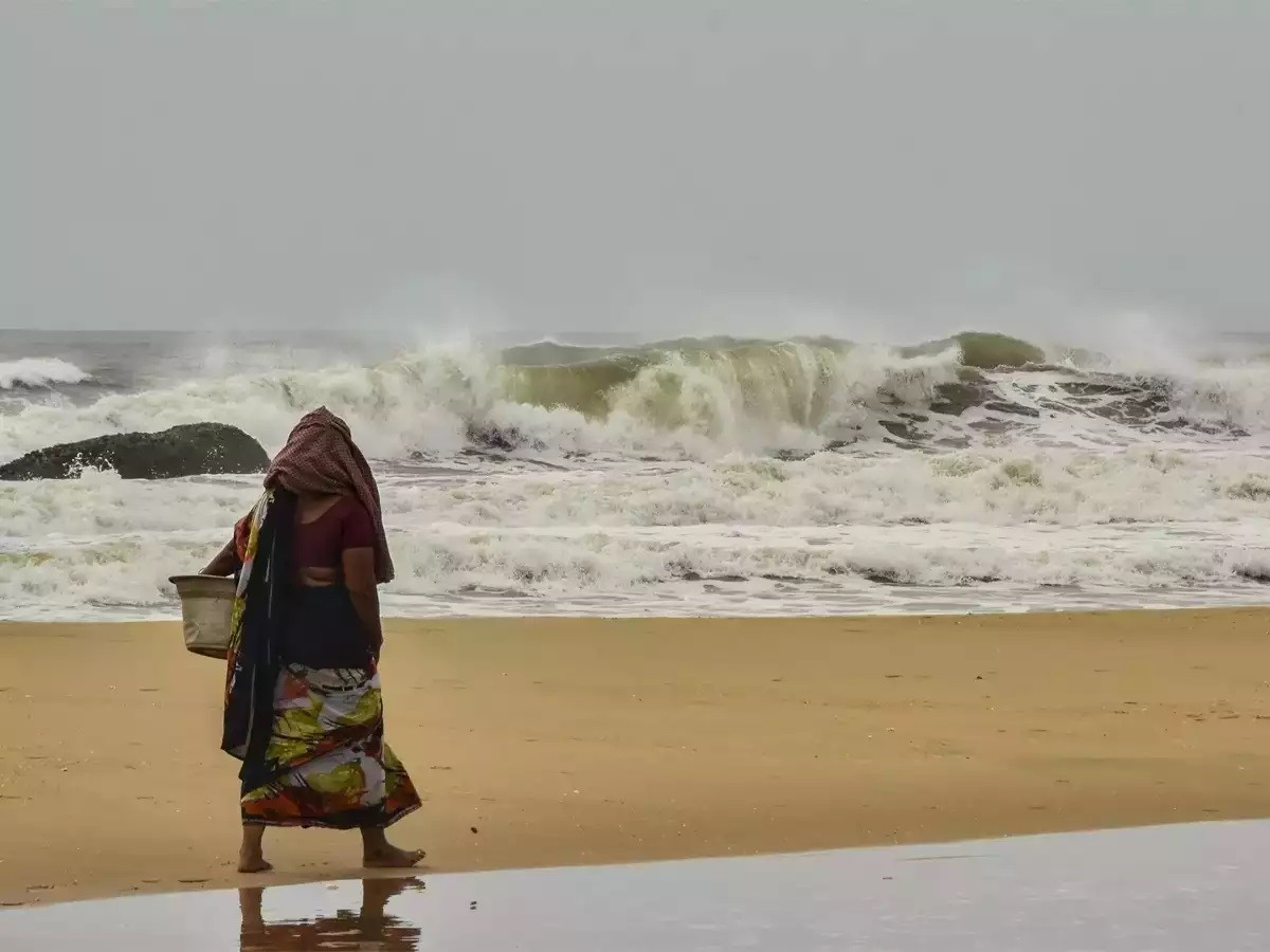 Depression in Bay of Bengal