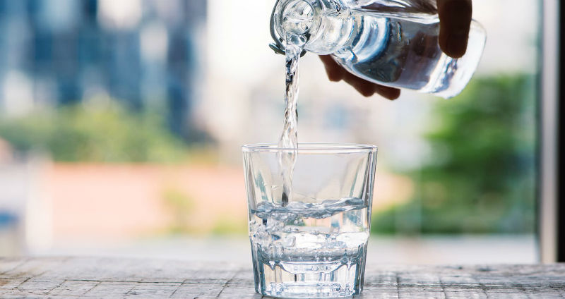 Why is drinking water so important