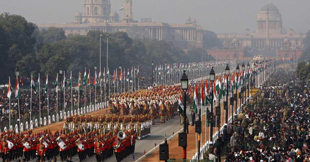 72nd Republic Day Celebration