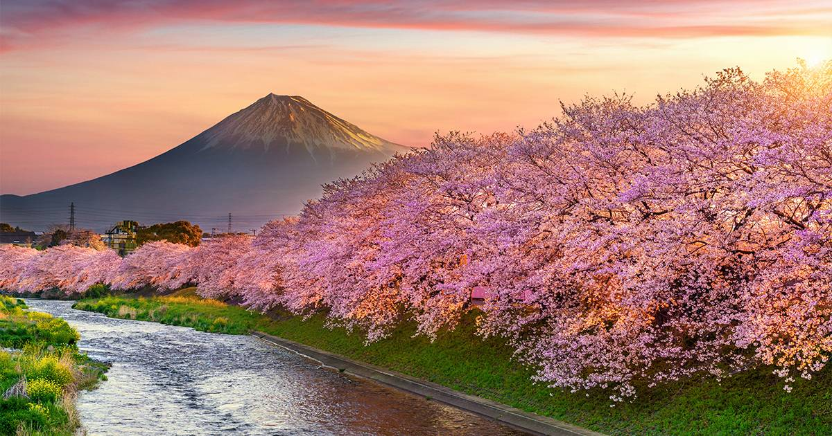 Destinations with great weather in spring