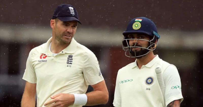 India vs England 2021