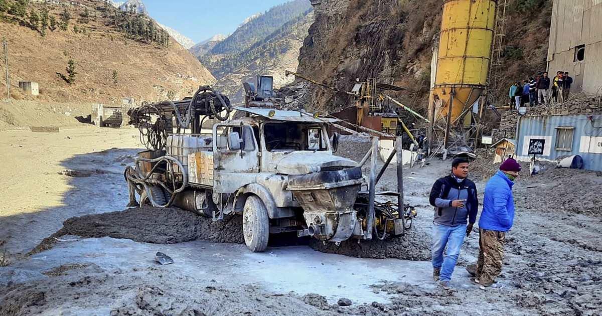 Uttarakhand calamity site