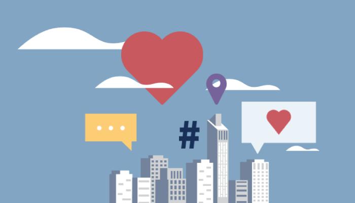 social media business options