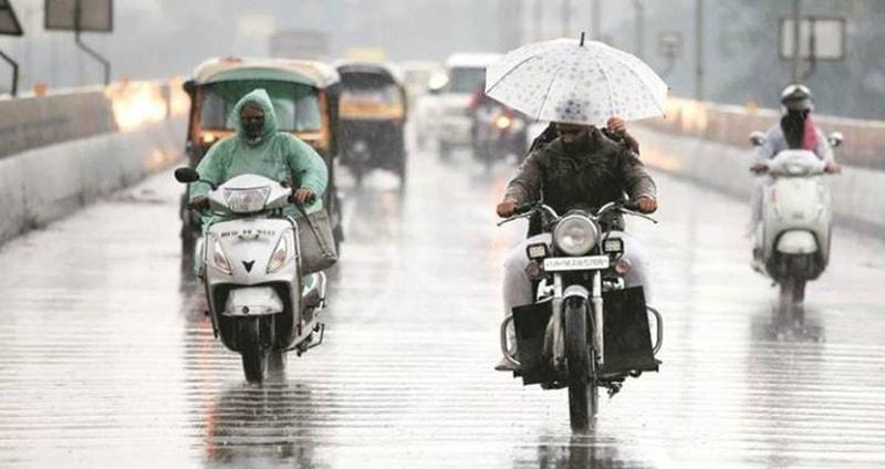 monsoon activity