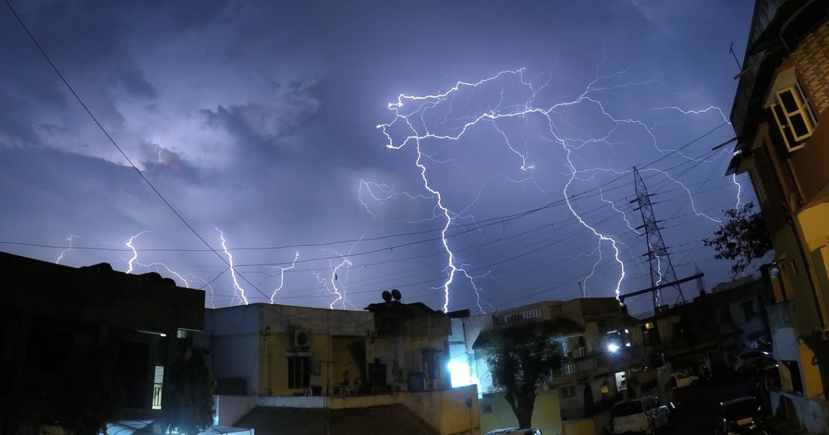 pre-monsoon activities in India