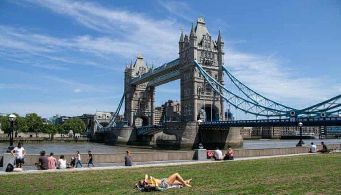 Britain Heatwave