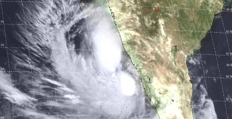 Cyclone 'Tauktae' is very likely to move north-north-westwards and reach Gujarat coast in evening hours and cross Gujarat coast during night.