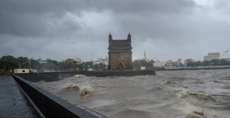 Cyclone Tauktae landfall