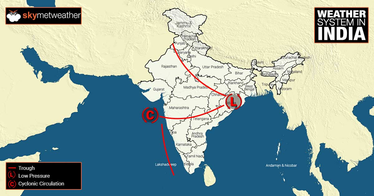 Monsoon Forecast And Updates For India