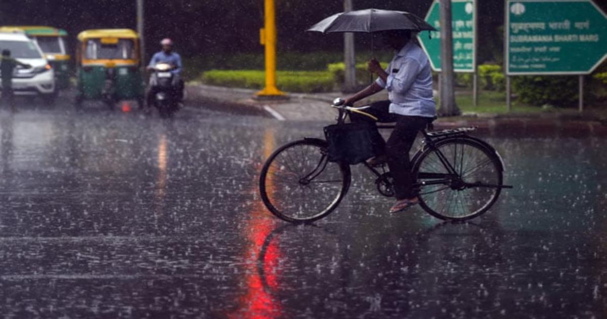 North India Rains