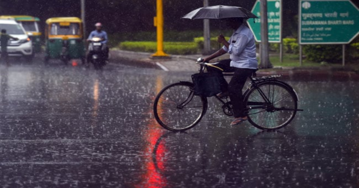 Break Monsoon