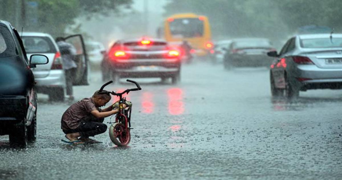Delhi Rain Sep 12