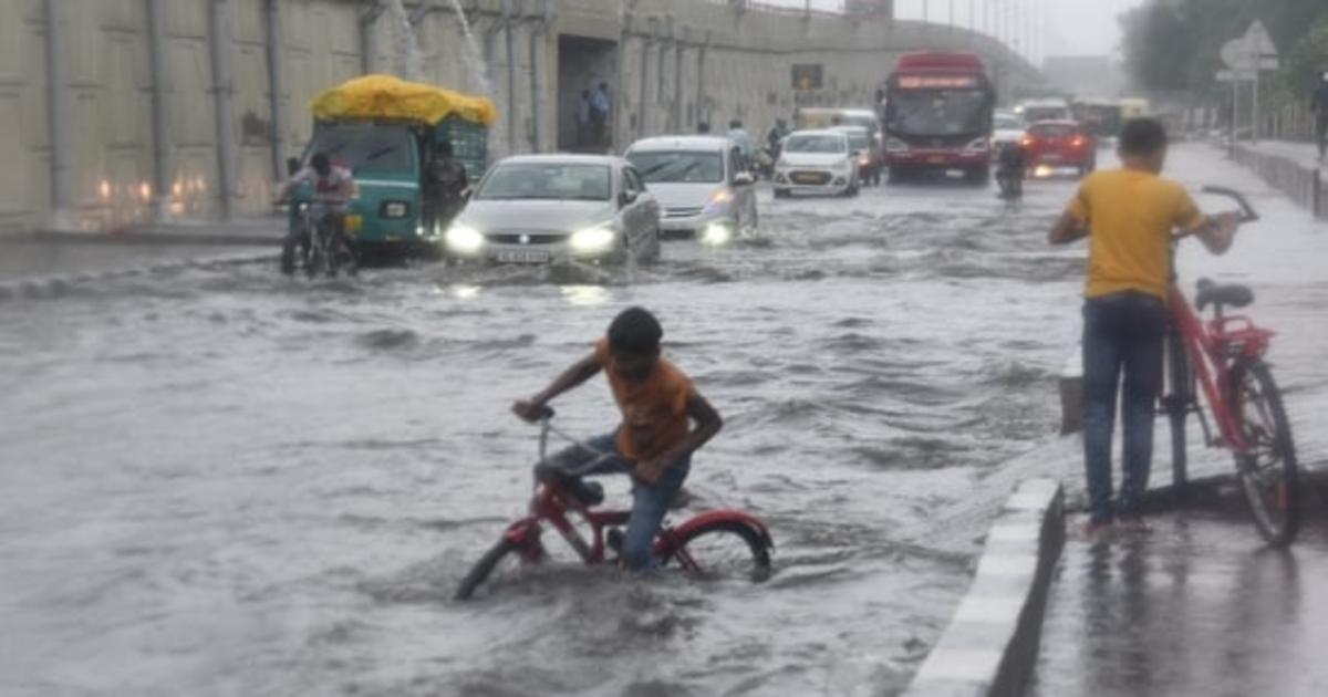 Delhi Rains September
