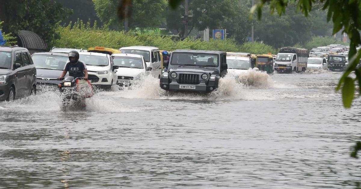 Delhi Rains Hindi