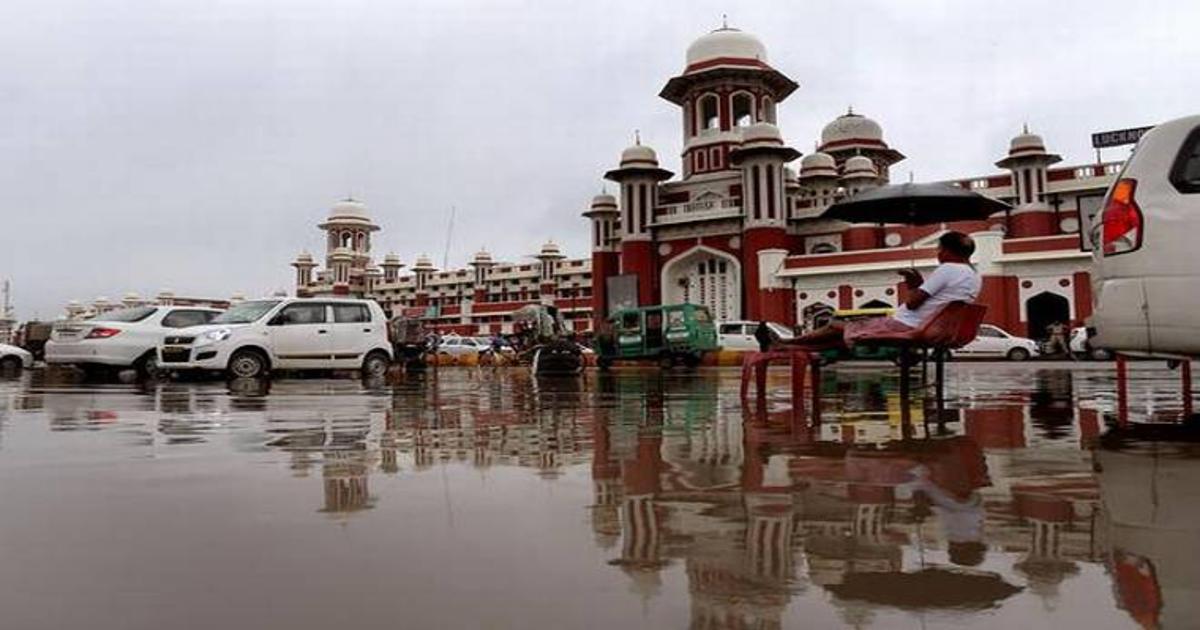 Lucknow Rains FB