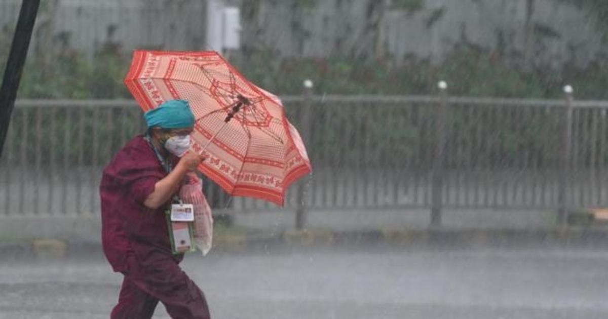 Rain in India Facebook
