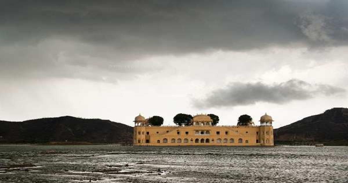 Rajasthan Rain