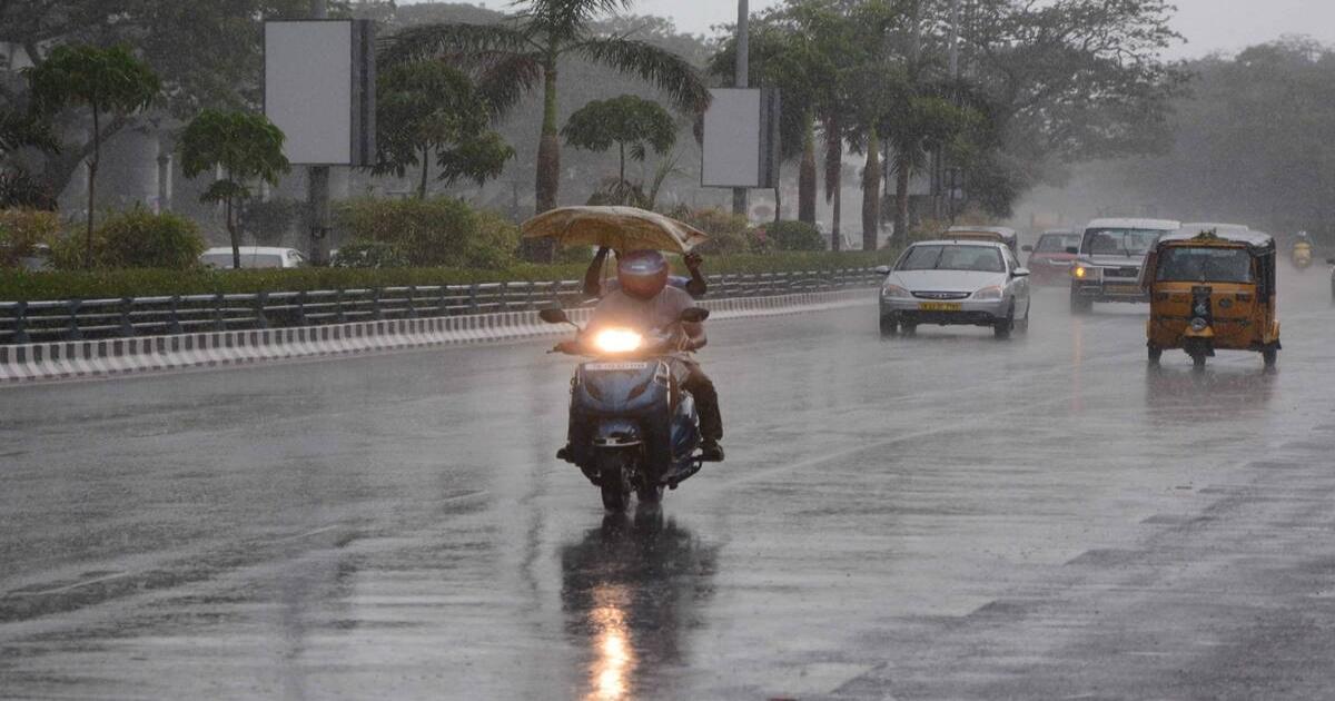 Tamil Nadu Kerala Rains