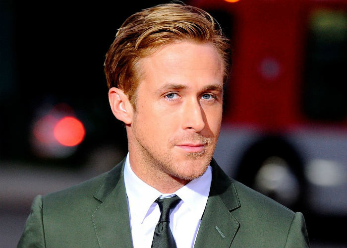 Gosling Hairstyle
