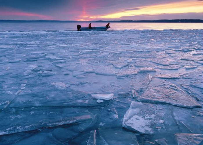 Lake Mendota, Wisconsin