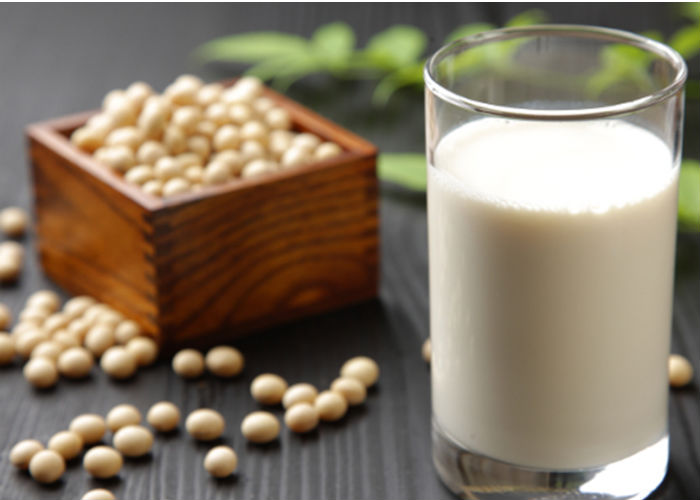 Healthy Soymilk