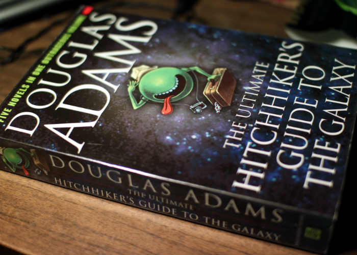 The Hitchhiker`s Guide to Galaxy