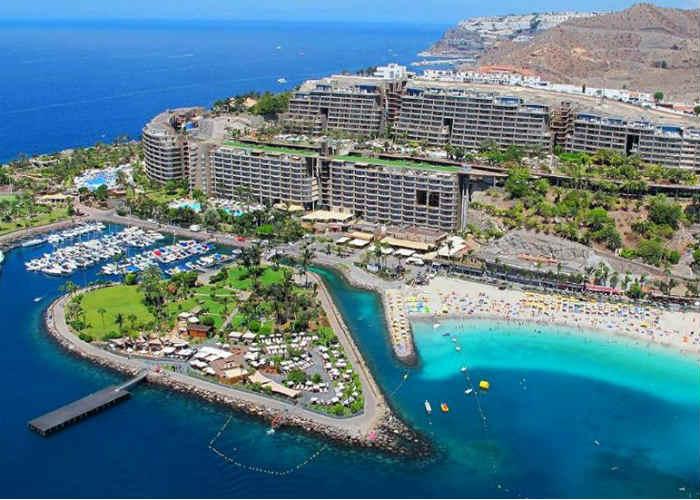 Anfi del Mar Resort, Spain