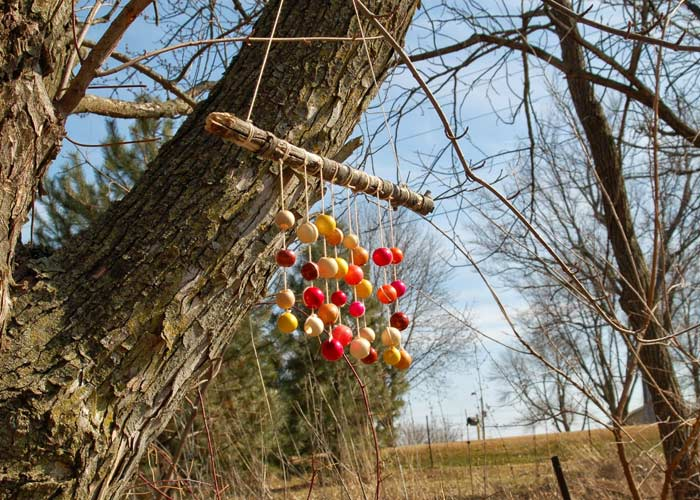 Make Wind Chimes