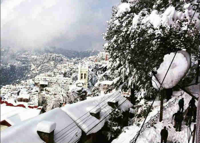 Shimmering Shimla
