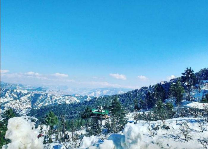Dazzling Shimla