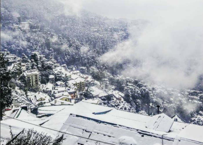 Beautiful Shimla
