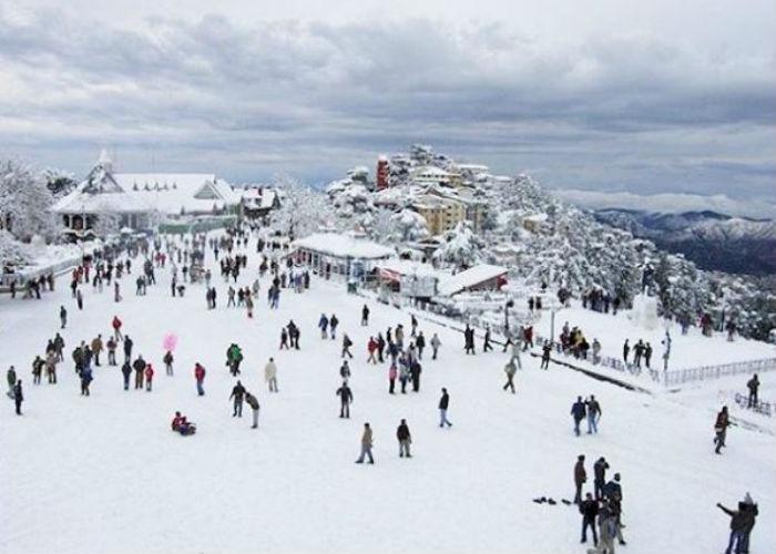 Divine Shimla
