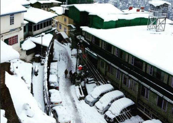 Serene Shimla