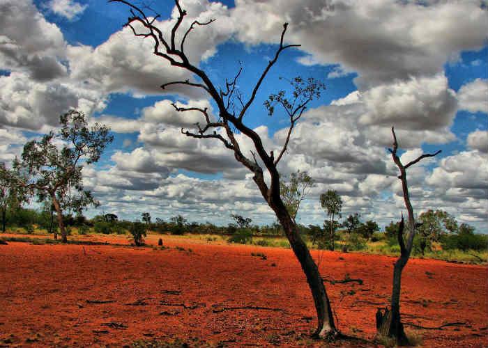 Australia`s Badlands