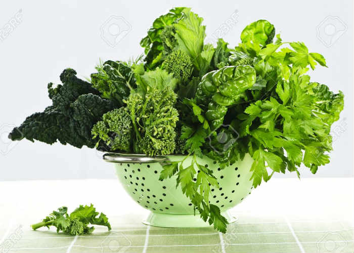 Dark Green Leafy Veggies