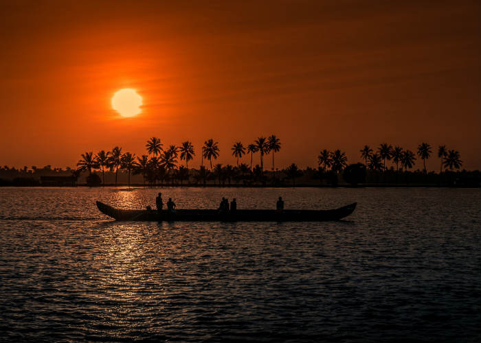 Alleppey Beach, Kerala