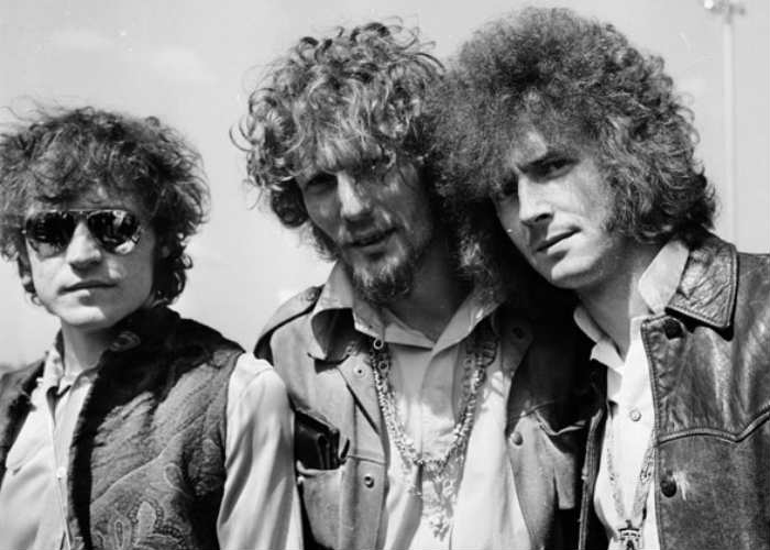 Sunshine of your love, Cream