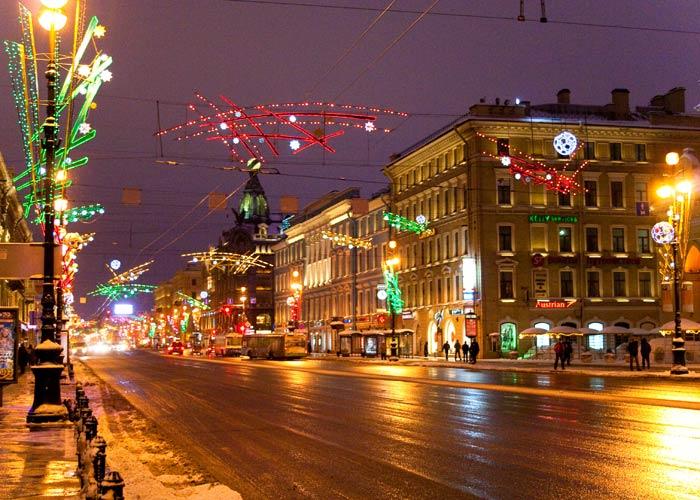 Nevsky Prospect, Russia
