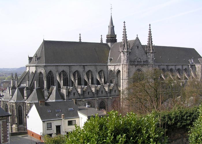 Collegiate Church of Sainte-Waudru, Mons