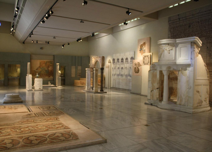 Museum of Byzantine Culture, Greece