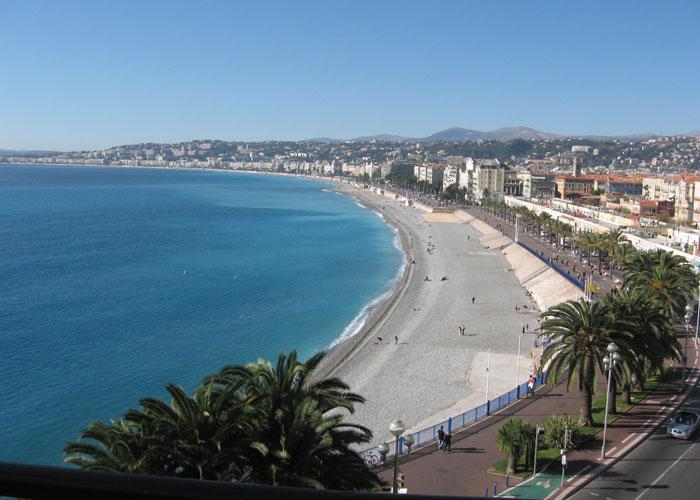 Promenade des Anglais, France