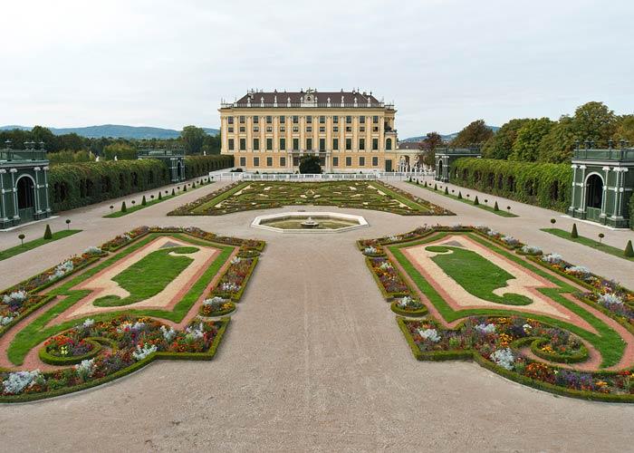 Schoenbrunn Palace, Austria