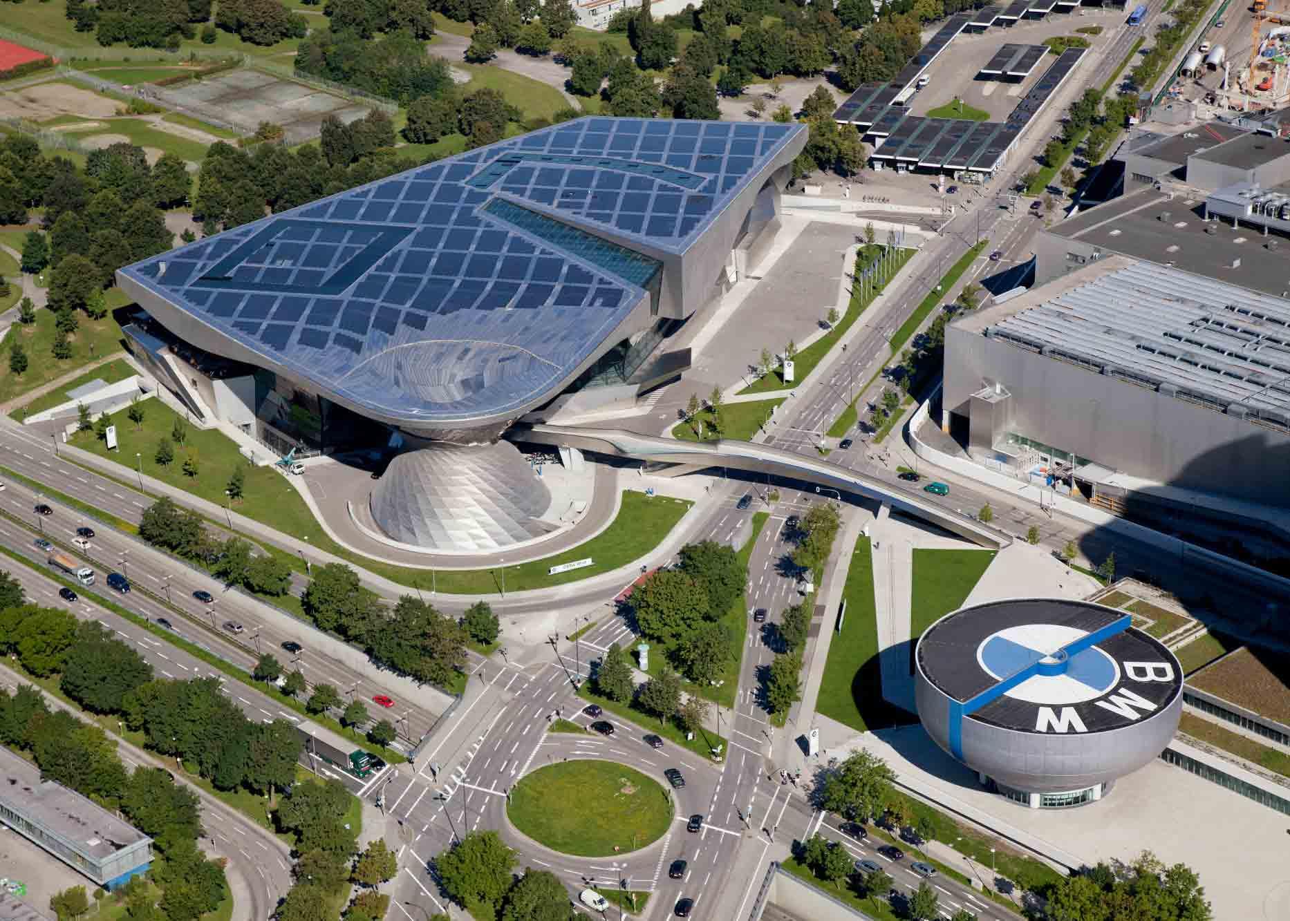BMW Welt, Germany