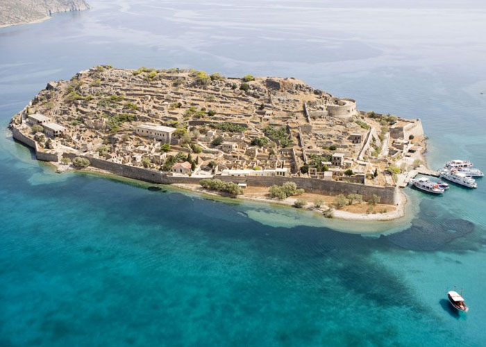 Spinalonga, Greece