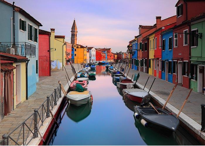 Isola di Burano, Italy