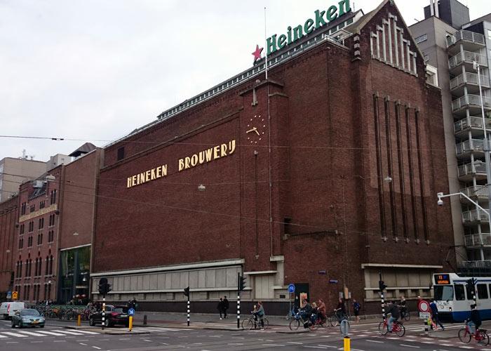 Heineken Experience, Netherlands