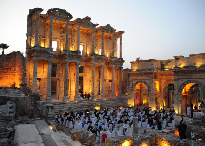 Library of Celsus, Turkey