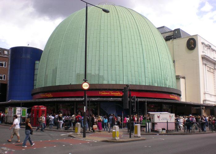 Madame Tussauds, London