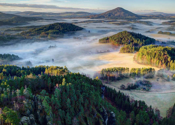 Bohemiam Switzerland, Czech Republic